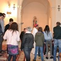 Missa i visita bisbe