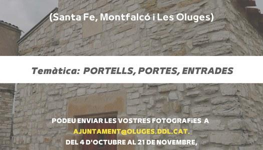 👉 Vols col·laborar en la confecció del calendari del municipi Les Oluges 2022?