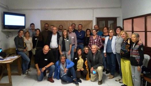 Les Oluges acull la primera Taula de treball del Pla Estratègic de la Segarra amb èxit de participació.
