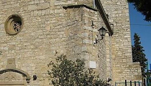Les Oluges celebra Sant Sebastià el 20 de gener amb festivitat local, però sense cap activitat amb motiu de la covid-19.