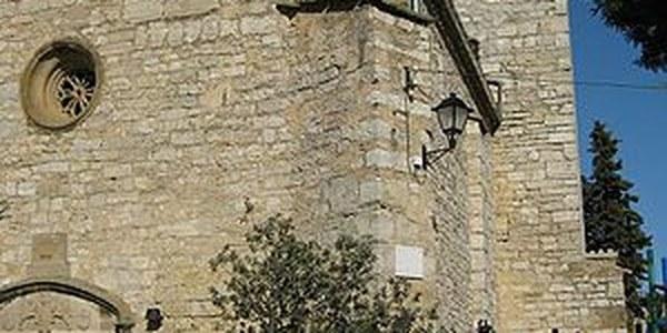Església de Sant Pere de Castellnou d'Oluges