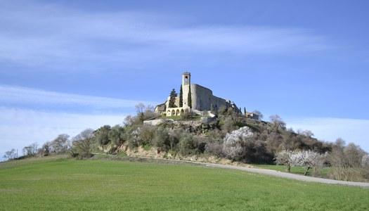 Montfalcó Murallat, el cinquè poble més bonic de Catalunya